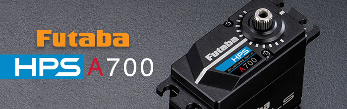 Futaba HPS-A700 Brushless HV Servo Air