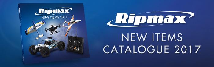 Ripmax New Items 2017