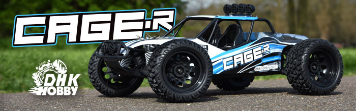 DHK Cage-R 2WD RTR