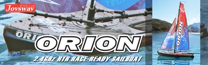 Joysway orion RC Sailboat