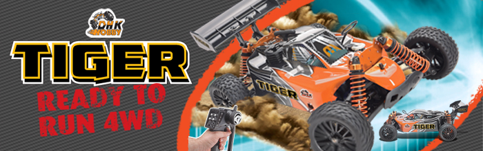 DHK Tiger RC Car