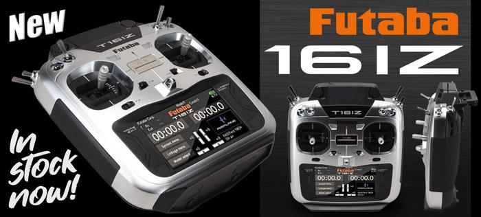 Futaba 16IZ Radio System