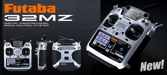 Futaba 32MZ Radio System